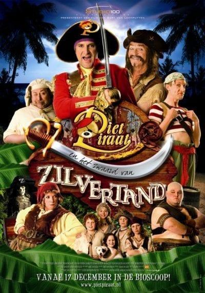 Piet piraat & het zwaard van Zilvertand