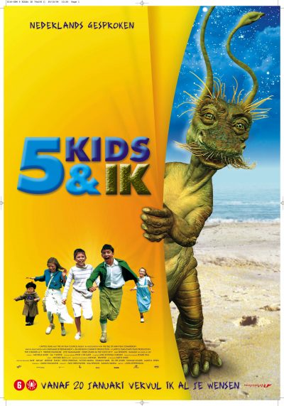 5 kids en ik