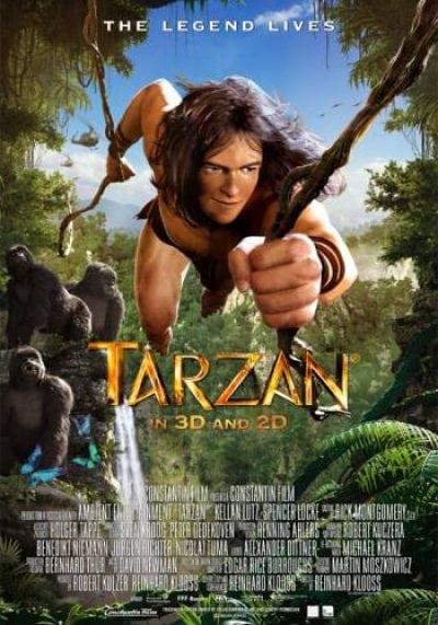 Tarzan (3D)