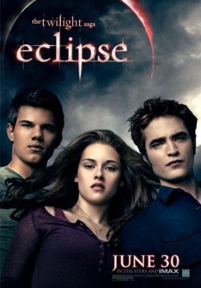 The Twiligt Saga: Eclipse