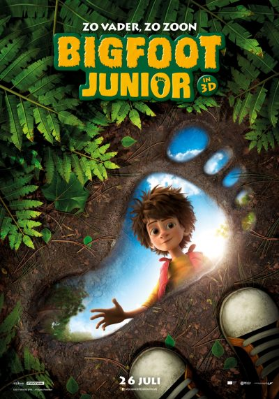 Bigfoot Junior 3D